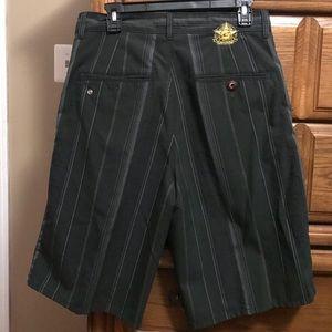 Chino dress shorts